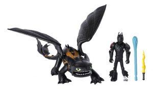 jouet krokmou le dragon et harold en guerre