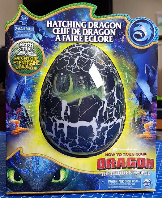 Oeuf Krokmou Comment entraîner votre dragon